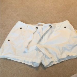 White Michael Kors shorts - never worn!